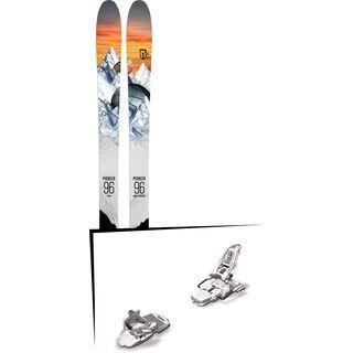 Set: Icelantic Pioneer 96 2018 + Marker Squire 11 white