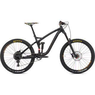 NS Bikes Snabb 160 2 2018, black - Mountainbike