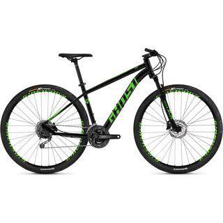Ghost Kato 4.9 AL 2019, black/green - Mountainbike