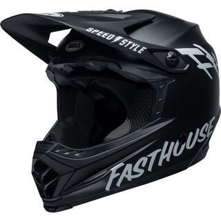 Bell Full-9 Fusion MIPS matte black/white fasthouse