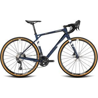 Conway GRV 1000 Carbon 2021, navy/whitesand - Gravelbike