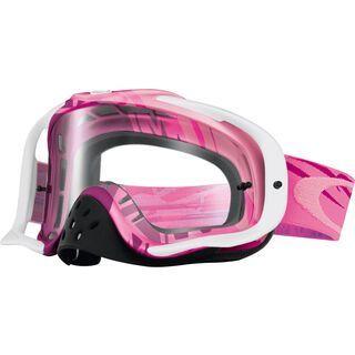 Oakley Crowbar MX, razorwire pink/rose/clear - MX Brille