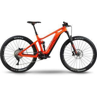 BMC Speedfox AMP Two 2019, orange - E-Bike