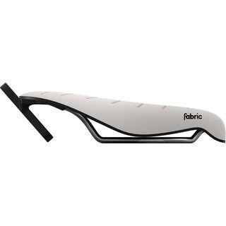 Fabric Tri Flat Elite, white - Sattel