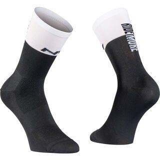 Northwave Work Less Ride More  Sock black/white