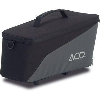 Cube Acid Fahrradtasche Trunk 8 RILink, black - Gepäckträgertasche