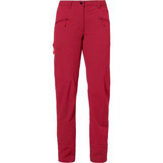 Vaude Women's Valluga Touring Pants, indian red - Skihose