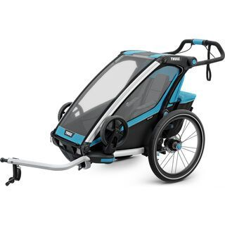Thule Chariot Sport 1 blue/black 2019