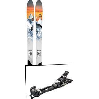 Set: Icelantic Pioneer 96 2018 + Tyrolia Adrenalin 16 AT