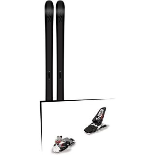 Set: K2 SKI Domain 2017 + Marker Squire 11 (377303)
