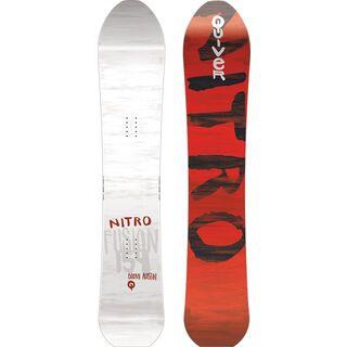 Nitro Quiver Fusion 2020 - Snowboard