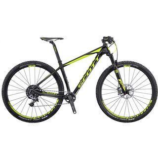 Scott Scale 900 RC 2016, black/yellow - Mountainbike