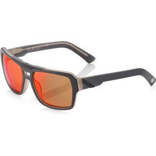 100% Burgett, spectrum graphite /Lens: red multibase - Sonnenbrille