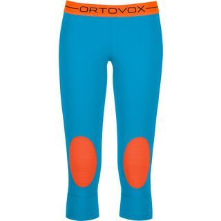 Ortovox Merino 185 Rock'n'Wool Short Pants, blue lagoon - Unterhose