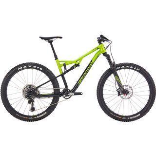 Cannondale Bad Habit Carbon 2 2018, acid green - Mountainbike