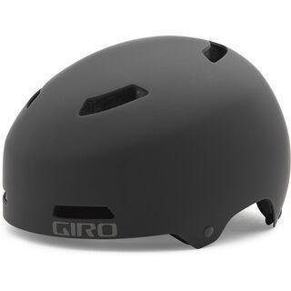 Giro Quarter, matte black - Fahrradhelm