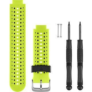 Garmin Forerunner 230, 235, 630 Ersatzarmband, gelb/schwarz