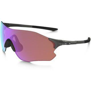 Oakley EVZero Path, matte steel/Lens: prizm golf - Sportbrille