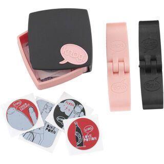 Knog PC Patches Kit, schwarz/creme - Multitool