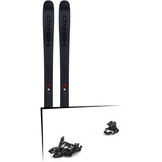 Set: Head Kore 99 2019 + Marker Alpinist 9 black/titanium