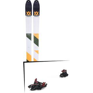 Set: Völkl VTA 98 2019 + Marker Alpinist 12 (2319300)