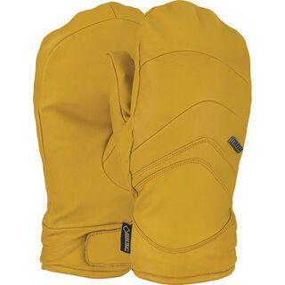 POW Gloves Stealth TT GTX Mitt, natural - Snowboardhandschuhe