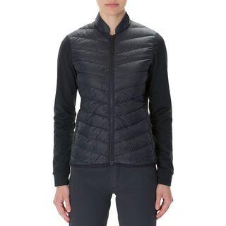 Peak Performance W Frost Hybrid Jacket, black - Daunenjacke
