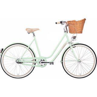 Creme Cycles Molly 2016, pistachio - Cityrad