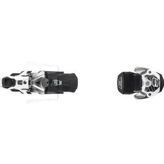 Atomic Warden MNC 13 ohne Bremse, gun metal/white - Skibindung