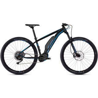 Ghost Hybride Kato S3.9 AL 2018, black/blue - E-Bike
