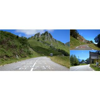 Tacx Real Life Video - Pyrenäen Etappe 1 (Frankreich) - DVD