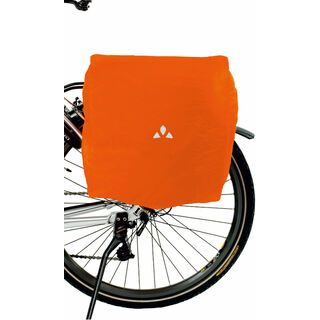 Vaude Raincover for Bike Bags, orange - Regenhülle