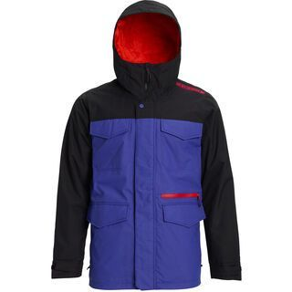 Burton Covert Jacket Slim, royal/true black - Snowboardjacke