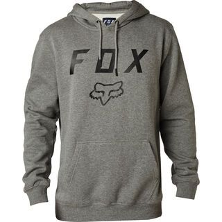 Fox Legacy Moth Pullover Fleece heather graphite