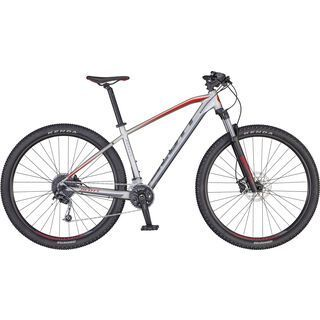 Scott Aspect 730 2020, silver/red - Mountainbike