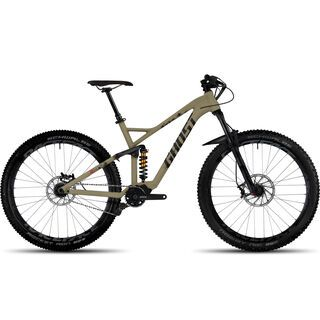 Ghost H AMR X AL 2017, tan/black/red - Mountainbike