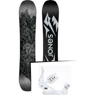 Set: Jones Ultra Mountain Twin 2019 + K2 Cassette (1919572S)
