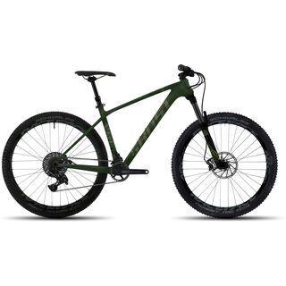 Ghost Asket 5 LC 2017, green/tan - Mountainbike