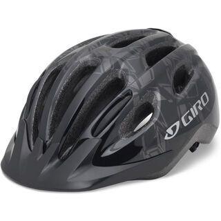 Giro Venus II, black/met charc tallac - Fahrradhelm