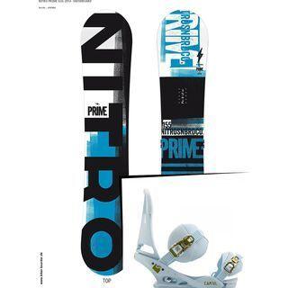 Set: Nitro Prime Gig  + Burton Cartel (493843S)