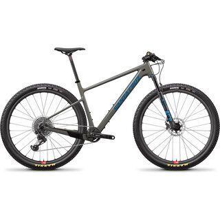 Santa Cruz Highball CC X01 Reserve 2020, primer/blue - Mountainbike