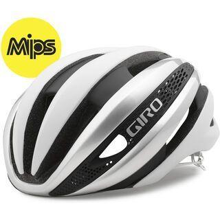 Giro Synthe MIPS, white/silver - Fahrradhelm