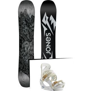 Set: Jones Ultra Mountain Twin 2019 + Burton Lexa EST (1931022S)