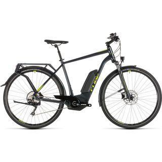 Cube Kathmandu Hybrid Pro 500 2019, iridium´n´green - E-Bike
