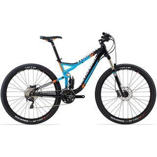 Cannondale Trigger 29 4 2014, blau - Mountainbike