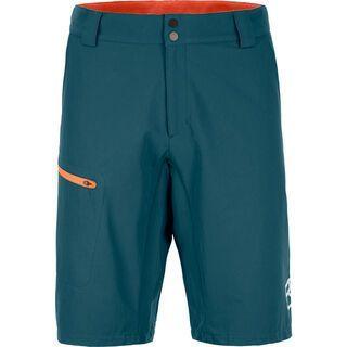 Ortovox Merino Shield Zero Pelmo Shorts M, mid aqua