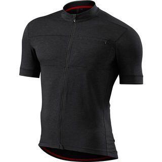 Specialized RBX Drirelease Merino Jersey SS, black - Radtrikot