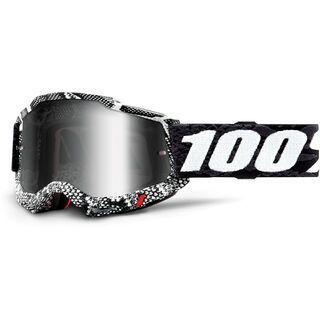 100% Accuri, cobra/Lens: silver mirror - MX Brille