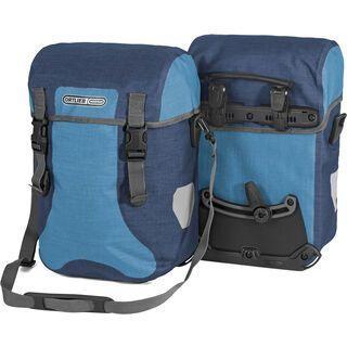 Ortlieb Sport-Packer Plus (Paar) denim-stahlblau