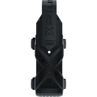 Abus Tasche Bordo XPlus 6500/85, black - Halterung
